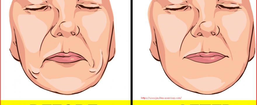 Facial Exercises for Jowls